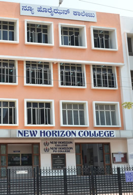 New Horizon College – Kasturinagar